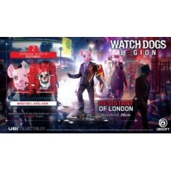 Figurka Watch Dogs Legion Resistant of London
