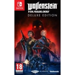Wolfenstein Youngblood Deluxe Edition (NSwitch)