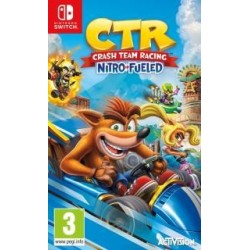 Crash Team Racing Nitro-Fueled (NSwitch)