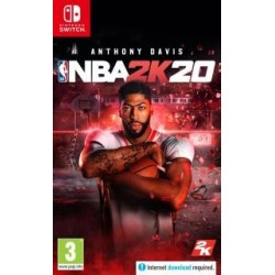 NBA 2K20 (NSwitch)