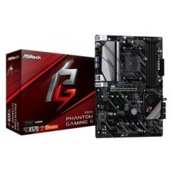 Płyta ASRock X570 Phantom Gaming 4/AMD X570/DDR4/SATA3/M.2/USB3.1/PCIe4.0/AM4/ATX