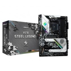 Płyta ASRock X570 Steel Legend/AMD X570/DDR4/SATA3/M.2/USB3.1/PCIe4.0/AM4/ATX