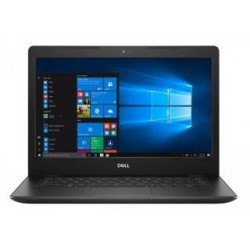 "Notebook Dell Vostro 3584 15,6"" HD/i3-7020U/4GB/1TB/iHD620/10PR Black"