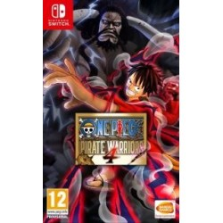 One Piece Pirate Warriors 4 (NSwitch)