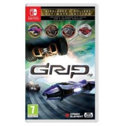 GRIP: Combat Racing - Rollers vs AirBlades Ultimate Edition (NSWITCH)