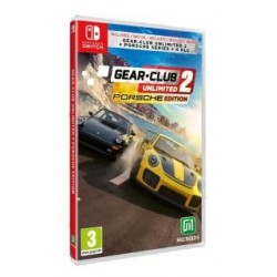 Gear Club Unlimited 2 - Porshe Edition (NSWITCH)