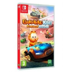 Garfield Kart Furious Racing (NSWITCH)