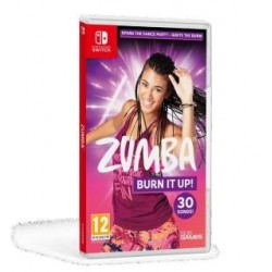 Zumba. Burn it up! (NSWITCH)