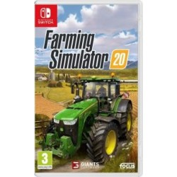 Farming Simulator 20 (NSWITCH)