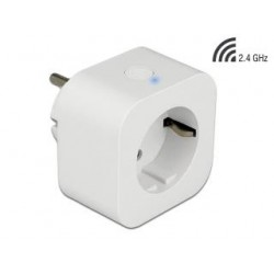 Gniazdko Smart Home Delock plug WiFi 2.4GHz 10A MQTT