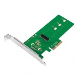Adapter LogiLink PC0084 PCIe do M.2 PCIe SSD
