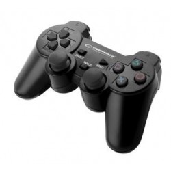 "Gamepad PS3/PC USB Esperanza ""Trooper"" czarny"