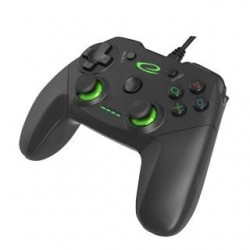 "Gamepad PS3/PC USB Esperanza ""Vanquisher"" czarny"