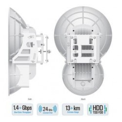 Antena UBIQUITI airFiber 24GHz Point-to-Point radio