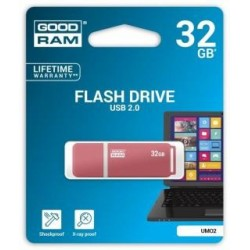 Pendrive GOODRAM 32GB UMO2 USB 2.0 Orange