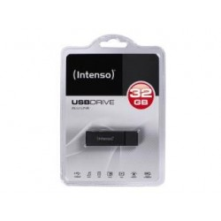 Pendrive Intenso 32GB ALU LINE ANTHRACITE USB 2.0