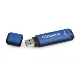 Pendrive Kingston DataTraveler Vault Privacy 3.0 16GB USB 3.0, AES 256-bit XTS, FIPS 197