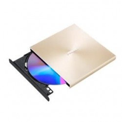 Nagrywarka ZenDrive DVD RW Asus SDRW-08U9M-U GOLD BOX slim zewn. USB Power2Go